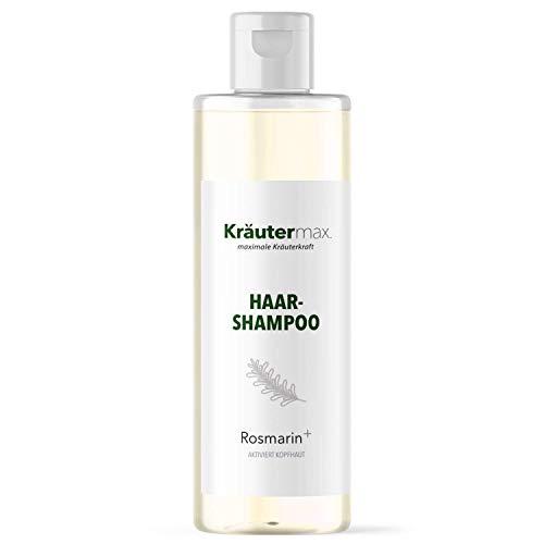 Shampoo al rosmarino Shampoo per capelli per la cura dei capelli con profumo di rosmarino e olio di rosmarino 1 x 250 ml