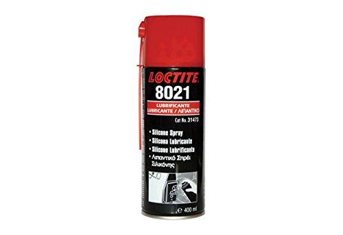 Henkel Loctite Lb 8021 Huile de silicone 400 ml