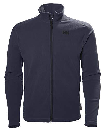 Helly Hansen Herren Daybreaker Fleece Jacket Fleece-jacke, Blau (Graphite Blue), L