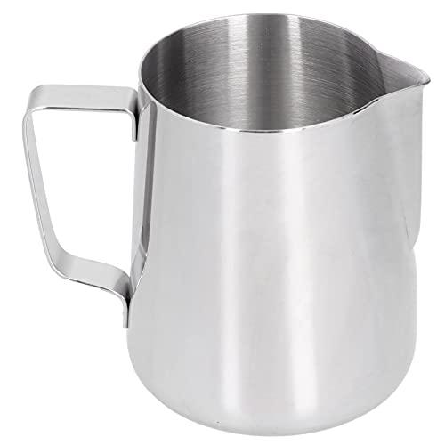 KUIDAMOS El Pote De La Espuma De La Leche del Café Express, Evita La Taza De La Espuma De La Leche del Café del Agua Salada para El Pote del Café