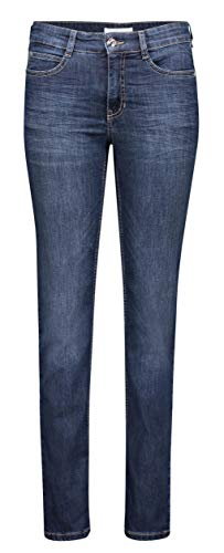 MAC Jeans Damen Hose Slim Angela Forever Denim 40/32