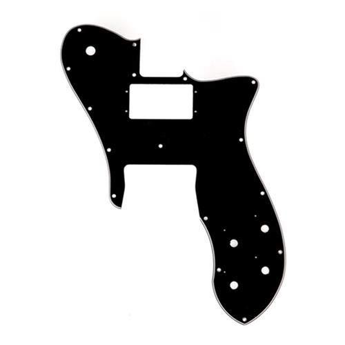 Cheap Fender 72 Telecaster Tele Custom Electric Guitar Pickguard Black Black Friday & Cyber Monday 2019