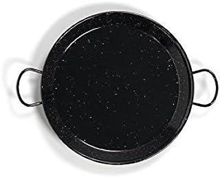 Vaello Campos La Valenciana 38cm Enamelled Steel Paella Pan by Vaello Campos