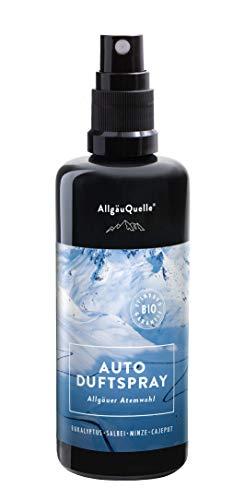 AllgäuFuelle – El ambientador ecológico para coche como