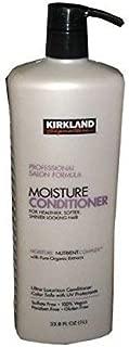 Kirkland Signature, KIRKLAND SIGNATURE SALON MOISTURE CONDITIONER 33.8 FL OZ, 2 Pack