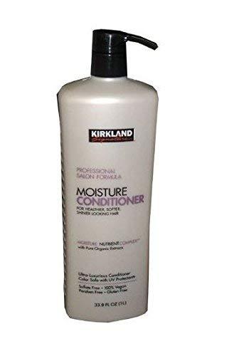 KIRKLAND SIGNATURE SALON MOISTURE CONDITIONER 33.8 FL OZ, 2 Pack