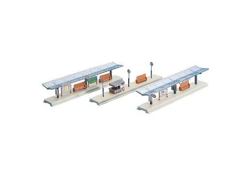 Faller - Andén para modelismo ferroviario N Escala 1:160