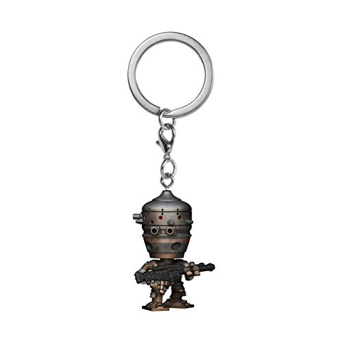 Funko - Figura Pop Keychain: The Mandalorian - IG-11 (53048)