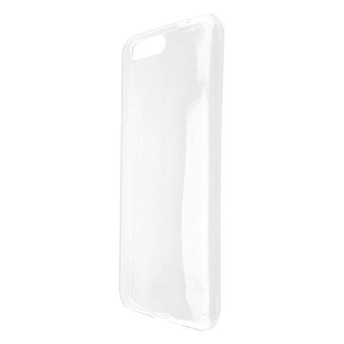 caseroxx TPU-Hülle für Ulefone T1, Handy Hülle Tasche (TPU-Hülle in transparent)