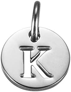 IMEIM Jewelry Initial Charm Necklace Bracelet Charm Small Pendant K product image