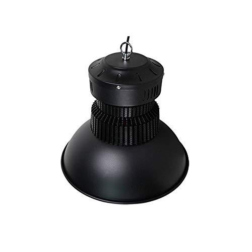 LED downlight Black Industrial Lighting Bay Lights Ultra Slim Garage Light Light Tapa de ángulo de viga Lámpara Industrial Área comercial Iluminación Lámparas para Taller Fábrica Salón Almacén Área