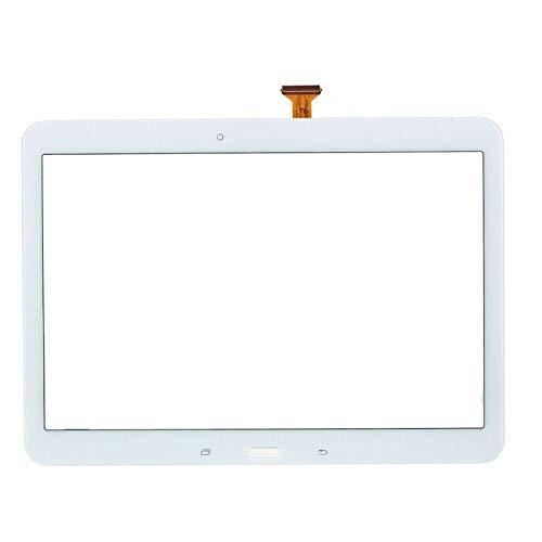 HUOGUOYIN Kit de reemplazo de Pantalla Ajuste para Samsung Galaxy Tab 4 avanzado T536 SM-T536 Touch Digitalizador de Vidrio + Herramientas Kit de reparación de Pantalla de Repuesto (Color : White)