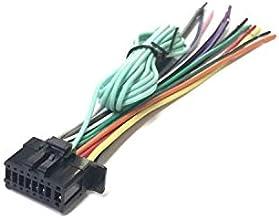 ASC Car Stereo Power Speaker Wire Harness Plug for Pioneer/Premier Aftermarket DVD Nav Radio Avic- 5000nex 5100nex 6000nex...