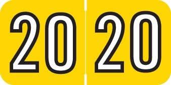 Doctor Stuff 値引き - 2020 Chart Stickers Jewel 在庫処分 Yellow Colwell Tone C