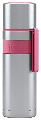 BODDELS Bouteille Isotherme HEET 500 ML - Votre Thermos pour Les déplacements (Framboise Rouge)