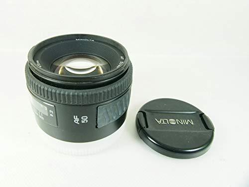 Minolta AF レンズ 50mm F1.4 New