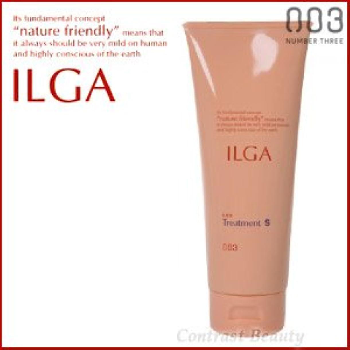 社会学知覚するレベル【X2個セット】 ナンバースリー ILGA/イルガ 薬用トリートメントS 200g (医薬部外品)