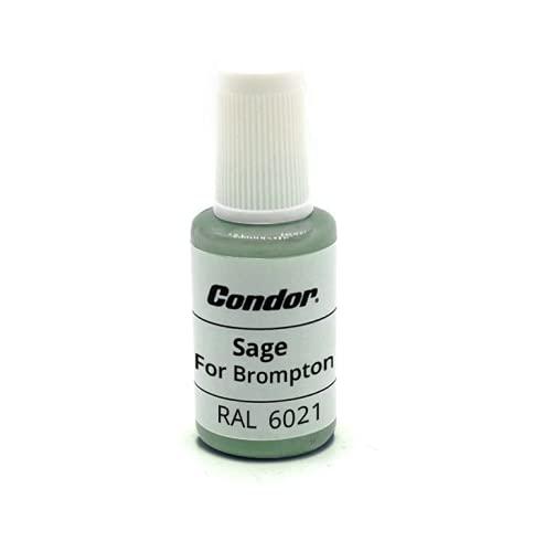 Pintura de retoque para BROMPTON Sage Green Matt