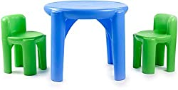 Best Toddler( 2-3 Years)Plastic Table and Chairs set under $50