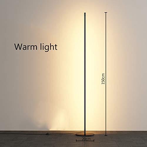 FIRMLEILEI Lámpara de Mesa Nórdico Minimalista Lámpara de pie luminarias LEDDimmable Moderno salón sofá lámpara de pie Cubierta Ligera de la decoración Accesorios Herramientas de iluminación