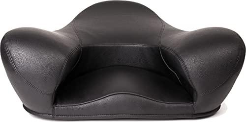 Alexia Meditation Seat Ergonomically Correct for The Human Physiology Zen Yoga Chair (Light Grey,...