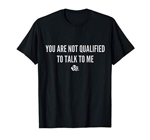 Lan Wangji Quote MoDaoZuShi Quote The Untamed CQL T-Shirt