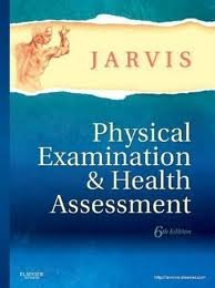 Physical Examination and Health Assessment 6th (sixth) edition