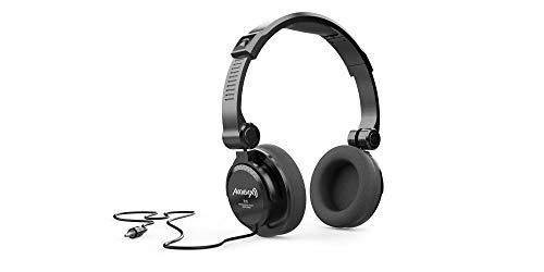 Audibax RH5, Auriculares Cerrados, Óptimo para Teclados, Pianos, Monitoraje, Uso Profesional, Auriculares...