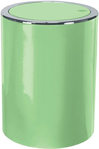 Kleine Wolke Clap Kosmetikeimer, Kunststoff, distel, 19 x 19 x 25 cm