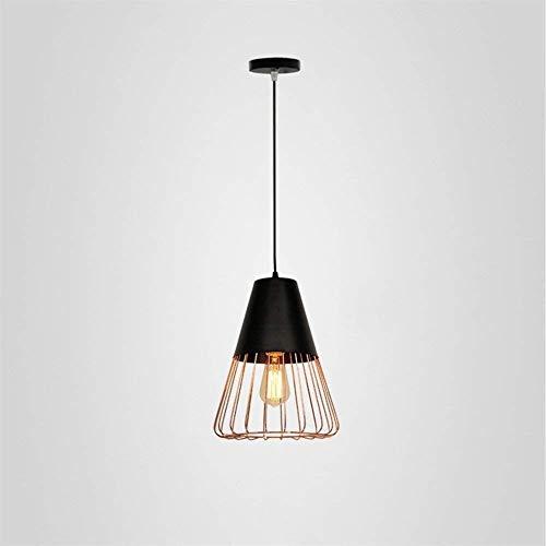 JIAN Exquise Lighting hanglamp industriële stijl ZjNhl Post-Modern Living Room Bar Cafeteria Restaurant Ingang Creative Plafond Nordic Light eenvoudige moderne ijzeren lamp (grootte: A)