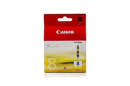 Original Canon 0623B001 / CLI-8Y Tinte Yellow für Canon Pixma Pro 9000