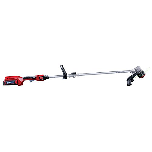 """Toro PowerPlex 51482 Brushless 40V Lithium Ion 14"""" Cordless String Trimmer, 2.5 Ah Battery & Charger Included"""