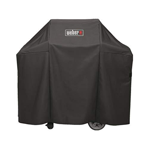 Weber Abdeckhaube Premium für Genesis 200 Serie, schwarz, 15.9 x 22.7 x 3.8 cm, 7133