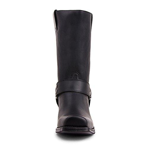 Sendra Boots 8833 Blues Pull Oil Negro-42