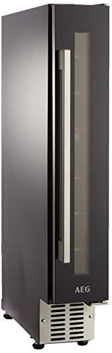 AEG SWB61501DG wijnkoeler ingebouwd zwart, zilver 7 flessen(s) wijnkoeler met compressor A