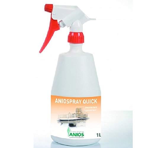 Desinfectante Anios Spray Quick Instrunet-1 Litro