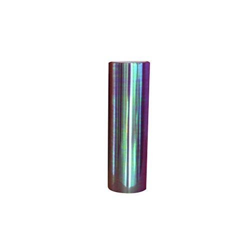 WINOMO Tönungs Folie Auto Selbstklebende Folie Aufkleber Scheinwerfer Rückleuchten Nebelscheinwerfer Film 30 x 120CM (Lila)