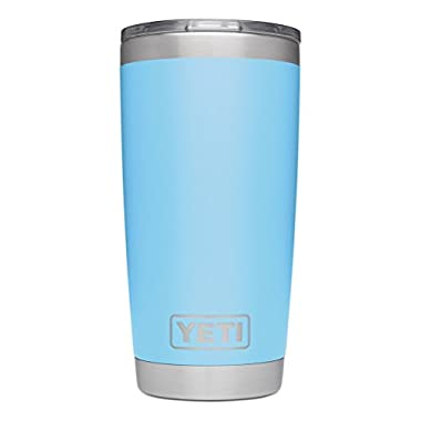 YETI Rambler 20oz with MagSlider Lid, Sky Blue