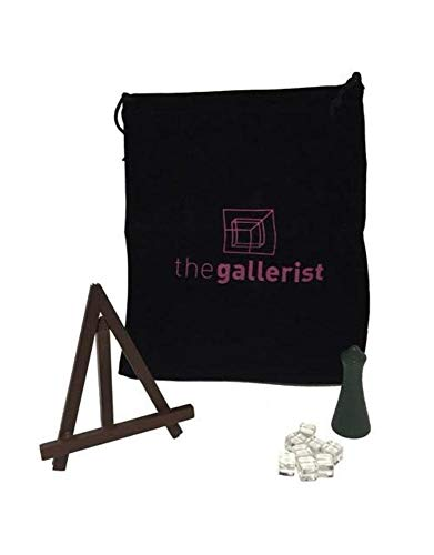 Eagle-Gryphon Games The Gallerist Expansion Pack 1 Pouch