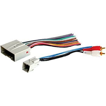 Amazon.com: Stereo Wire Harness for [Ford] F-250/350/450/550 08 09 10 11  2008 2009 2010 2011 (car radio wiring installation parts): AutomotiveAmazon.com