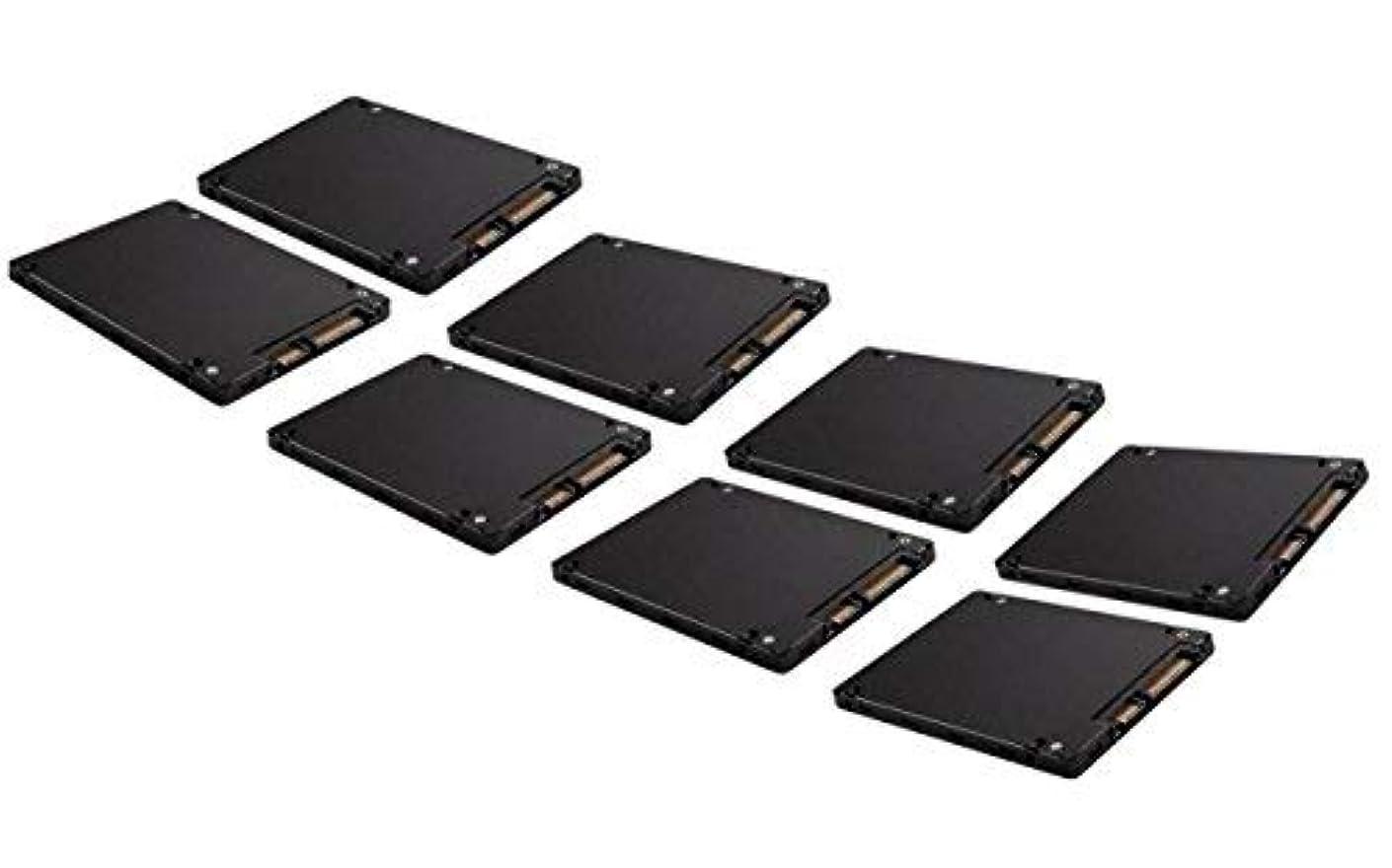 読みやすさ不十分なフローMicron (8 Pack) 2TB Sata 2.5 inch Solid State Drive SSD for Laptop, Desktop and Servers (Fast Read/Write Speed, Reduced Power Consumption, Extended Reliability, 3D NAND Flash) in Bulk Package [並行輸入品]