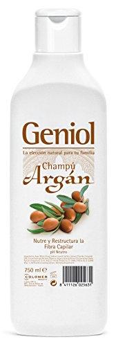 GENIOL - ARGAN Shampoo 750 ml - unisex