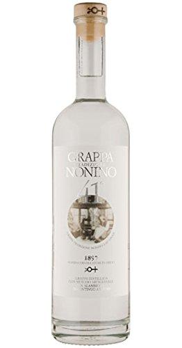 NV Grappa Tradizione 41%, Nonino 75cl. Italy, 100% Fragolino, Aperitivo.