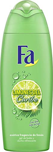 Fa - Gel Limones del Caribe - 550ml