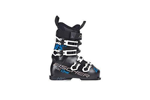 FISCHER Skischuhe RC One X85 WS blau Damen MP25,5 EU40 Flex 85 mit Thermoshape Skistiefel