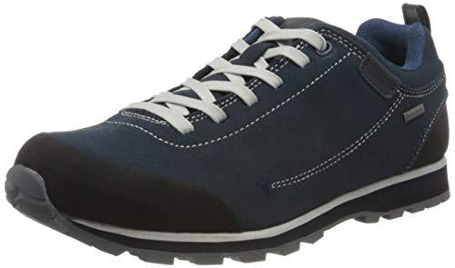 CMP – F.lli Campagnolo Herren Elettra Low Hiking Shoe Wp Cross-Trainer, Blau (Cosmo N985), 43 EU