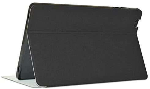 RLTech Hülle für TOSCIDO P101, Ultra Schlank Schutzhülle Etui mit Standfunktion Smart Case Cover für TOSCIDO P101 10 Zoll, Schwarz