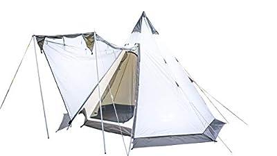 UJack(ユージャック) テント ワンポールテント インナーコットン Desert 300