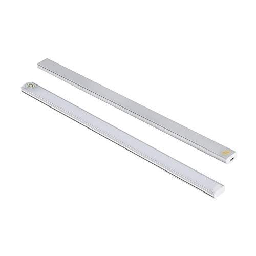 Intelligente bewegingssensor met dimmer touch-usb LED-wandlamp Night 21 bar persoonlijkheid licht voor koelkast wandrek
