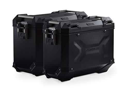 SW-MOTECH - Sistema de maletas TRAX ADV Negro. 45/37 L. BMW R 1200 GS LC/Adv (13-)